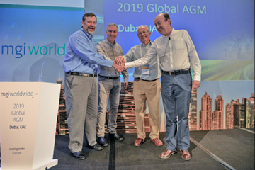 MGI Worldwide and CPAAI Merge to Create Major International Accounting Network